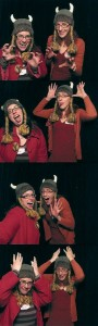 4 panel photobooth